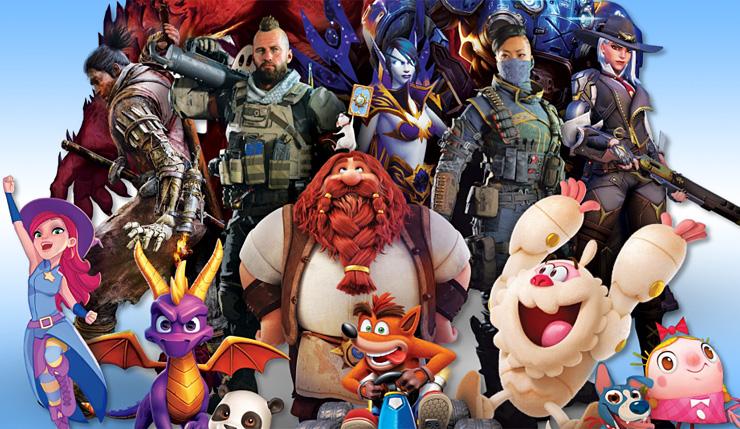 动视暴雪Q3收入19.5亿美元,《使命召唤:战区》下载量超8000万