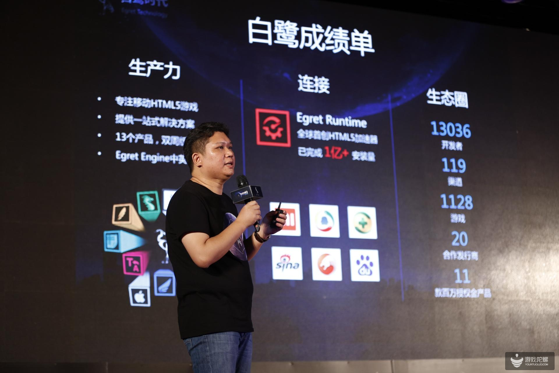 白鹭时代CEO陈书艺:月流水上千万的网游一定会在暑期出现