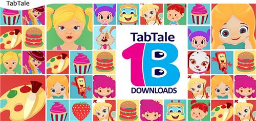 以色列儿童手游巨头TabTale产品累计下载量突破10亿次