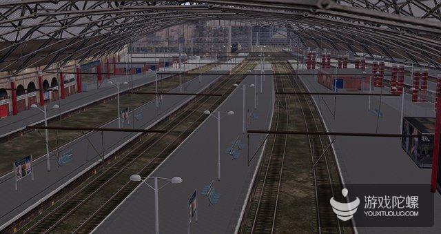 交通业福音? 英国利用VR技术改造火车站