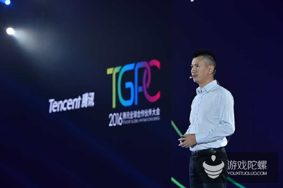 腾讯COO任宇昕:将推VR开放平台,且不会缺席AI盛宴