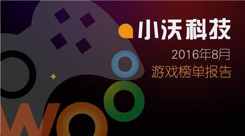 小沃科技8月榜单:休闲益智游戏贡献40%收入,京冀浙沪付费用户多