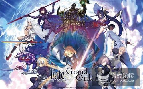 《Fate/Grand Order》iOS版今日正式上线
