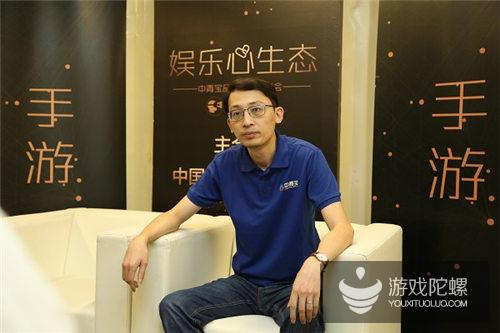 中青宝吴斌:从端游、手游到电竞、VR,目的是打通线上线下做生态