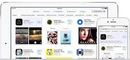 App Store竞价广告存隐患:支持购买竞争对手关键词
