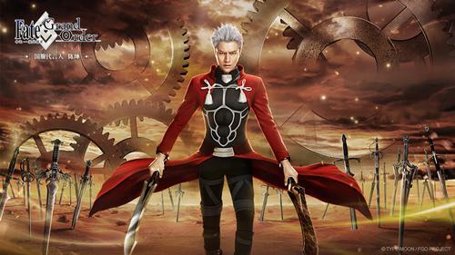 "《Fate/Grand Order》全平台公测开启 陈坤版""红A""率先出炉"