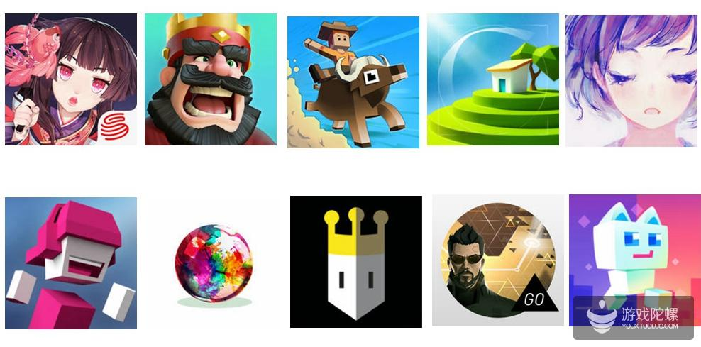 《阴阳师》、《皇室战争》成年度十佳游戏 苹果有什么特殊的偏好?