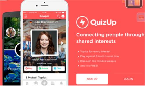 Glu以120万美元现金收购益智问答游戏《Quiz Up》开发商