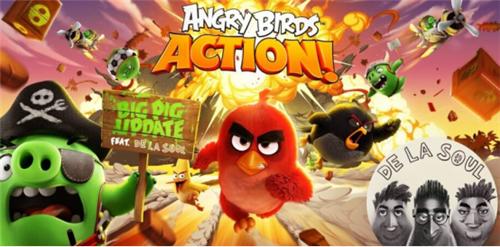 怒鸟开发商Rovio开设伦敦工作室 将制作MMO游戏