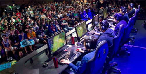 Newzoo:2017年全球电竞市场收入6.96亿美元 比赛观众3.85亿