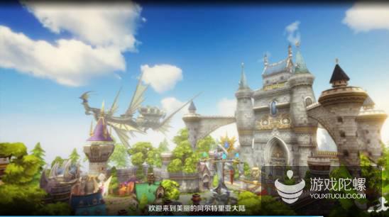 超700万玩家预约,《龙之谷手游》2月27日开启不删档测试