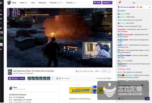 Twitch今春开始销售PC游戏 开发商分成最高可达75%