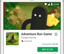 Google Play算法调整,新增编辑选荐页面