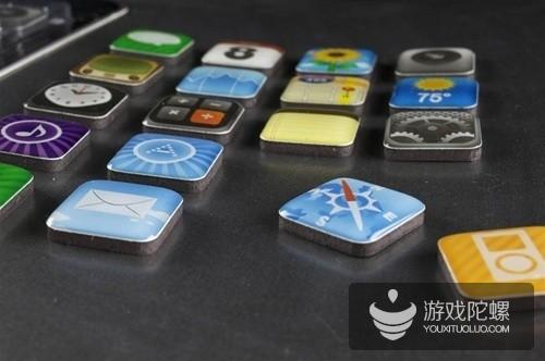 "iOS畅销榜前50""解固"" 多达30款上线不足1年"