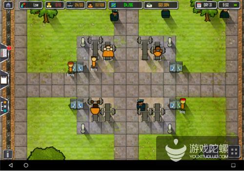 模拟游戏《监狱建筑师》推出移动版 已启动测试发布