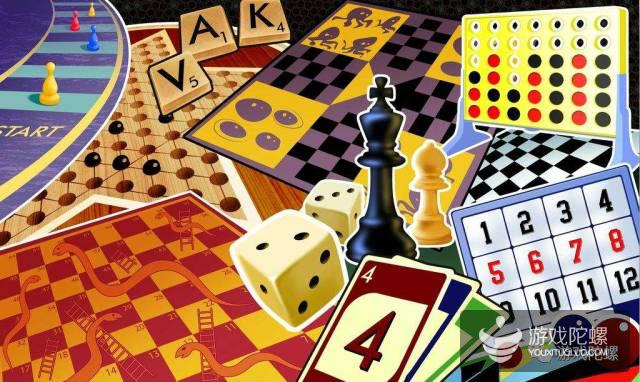 下沉中的棋牌市场,原来还藏着这样的创业机会