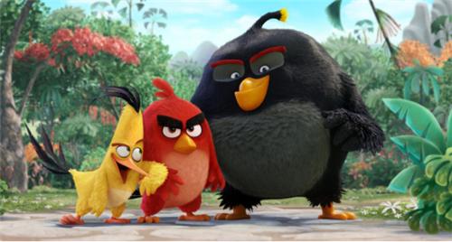《愤怒的小鸟》动画电影票房3.5亿美元 续集2019年9月上映