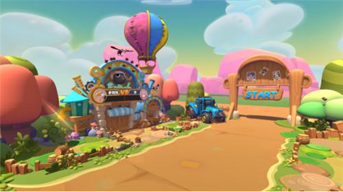 掌趣Gamepoch拿下《牧场星球》与《黑暗军团》PS VR发行权