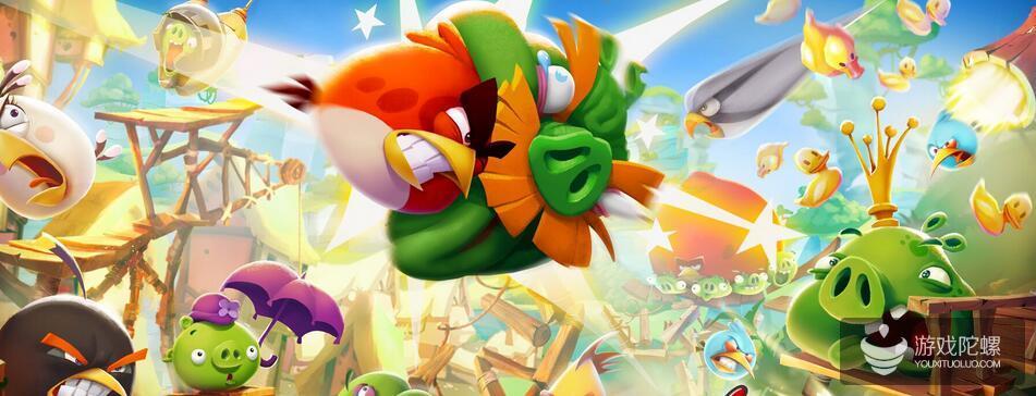 《愤怒的小鸟2》主程序员创办工作室 开发社交动作VR游戏
