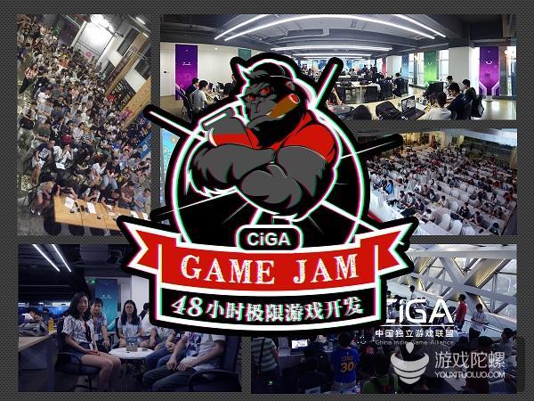 全国9个城市上千人对于游戏的极限创作,都在这个周末里了!