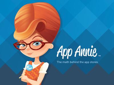 App Annie 6月报告:《指尖陀螺》iOS&Google Play全球下载第一, 《魂斗罗》iOS全球下载第一