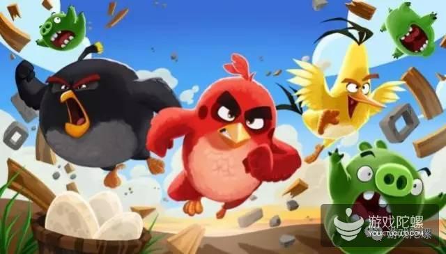 《愤怒的小鸟》东家Rovio最早9月上市 估值20亿美元