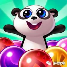 休闲手游《熊猫泡泡龙》下载量突破1亿次 MAU930万