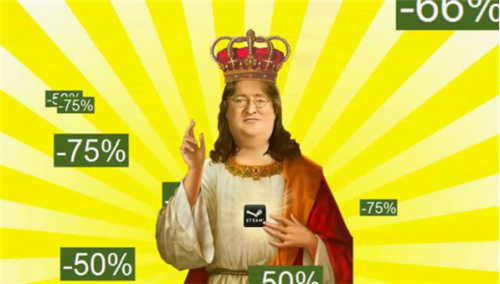 2017年福布斯美国富豪榜:Steam创始人Gabe Newell身价55亿美元,挤进前100名