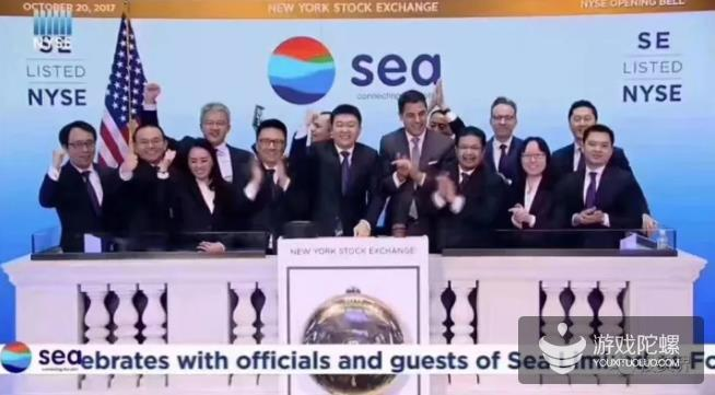 《王者榮耀》海外運營商Garena美國成功IPO:市值63億美元,騰訊持股39.7%