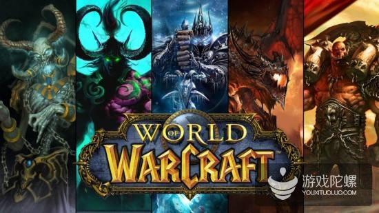 《魔兽世界:决战艾泽拉斯》最新资料片CG 英语中字