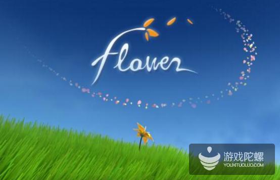 """""""温和而美妙"""" 陈星汉《Flower》获App Store今日游戏推荐"""