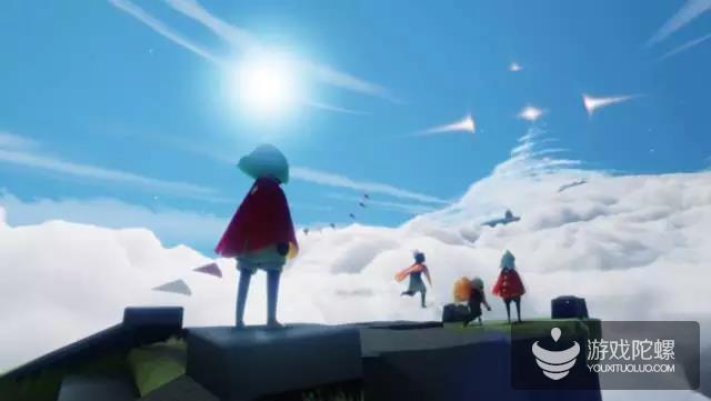 陈星汉带来手游《Sky》,看完它的设计理念,我觉得这会爆!