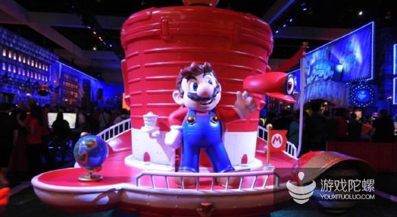 任天堂正在开发《马里奥赛车Tour》手游,并将制作马里奥IP动画电影