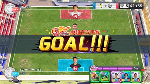 足球对战谋虑至上 中超首款卡牌对战手游 《中超英雄》火热公测