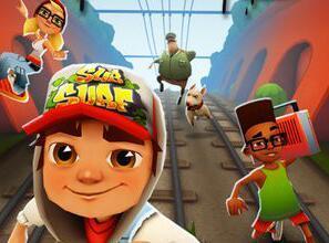 创新纪录!《地铁跑酷》成Google Play首个超过10亿下载的游戏