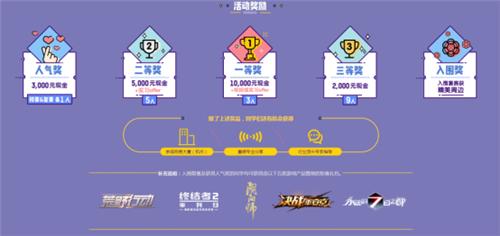 绘梦青春,易起成长——网易游戏·首届高校原画设计大赛决赛来袭!