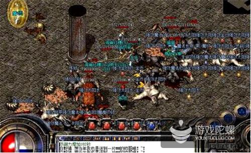 从《热血传奇手游》新资料片上线,看如何延续18年传奇IP精髓