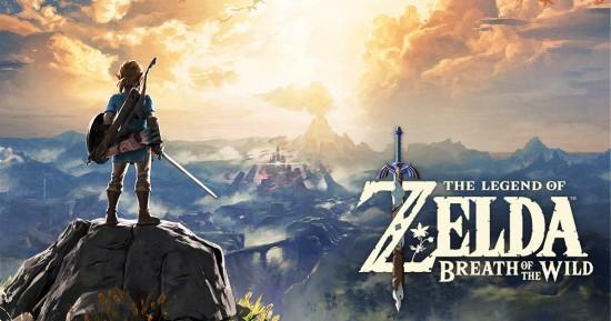 再下一城,《塞尔达:荒野之息》获GDC 2018年度最佳游戏奖