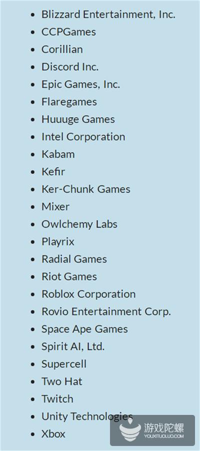 暴雪、拳头、Supercell等30多家大厂组成公平游戏联盟,致力打击恶劣游戏行为