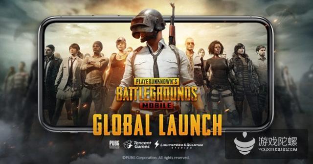 《PUBG Mobile》登上 35 个国家的榜首 腾讯布局游戏全球化战略