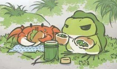 """阿里游戏代理《旅行青蛙》,红极一时的""""养蛙""""游戏要来中国了"""