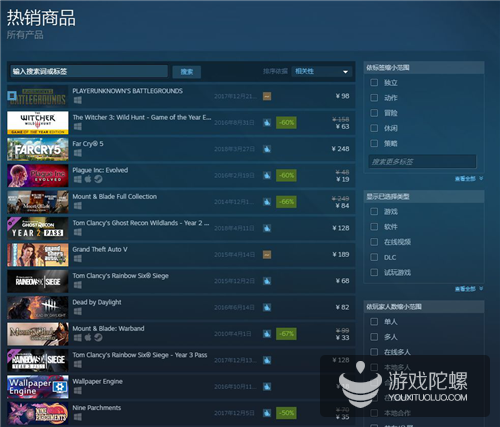 V社更新Steam隐私设置 SteamSpy或损失大量信息源