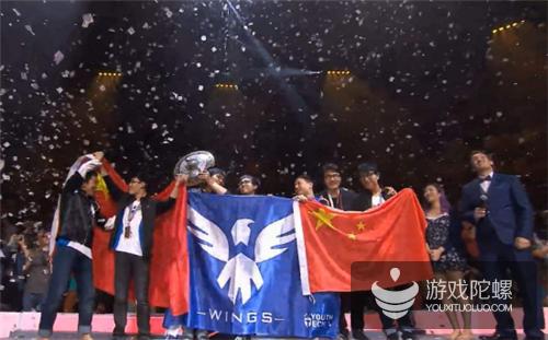 顶级赛事的开放性,为中国电竞打上新的国际标签