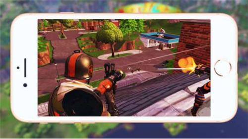 上线一个月,《堡垒之夜》手游iOS营收达2500万美元