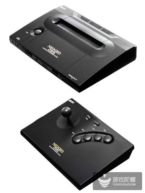SNK品牌40周年 将推出NEOGEO复古主机