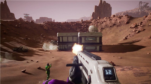 《Memories of Mars》参展斗鱼嘉年华 演示全新沙盒生存游戏