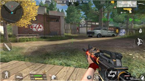 CF手游推出新版本,玩法融合或许是FPS手游玩法进化的未来