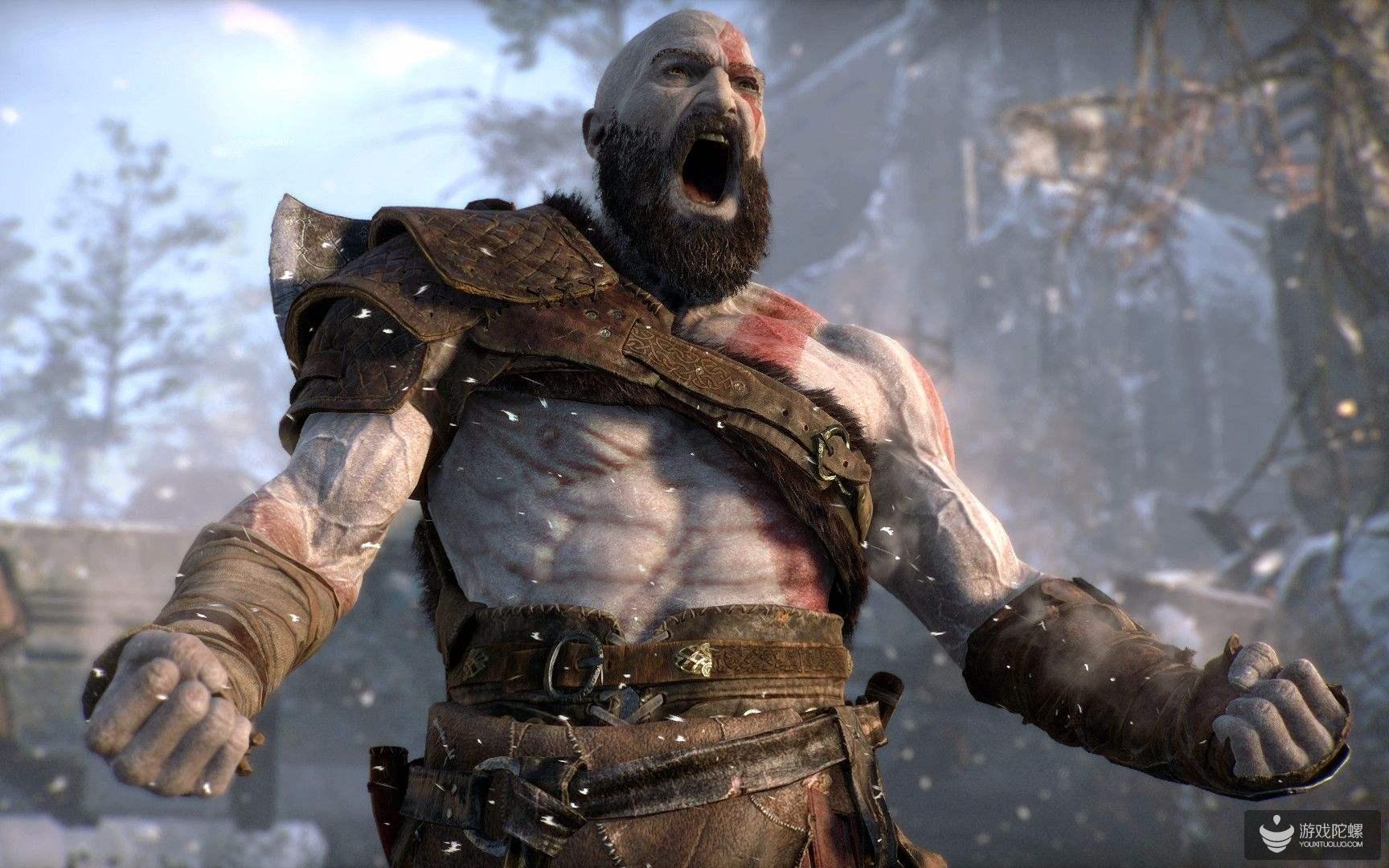 《战神4》三天销量达310万份 成最速销PS4独占作
