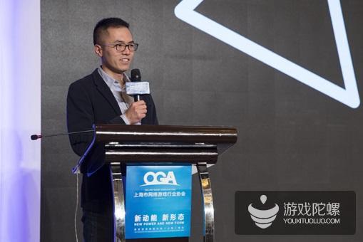 游族网络总裁陈礼标:智能化引领游戏产业转型升级