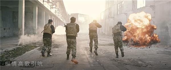 LGD绝地求生分部发布征战队歌MV《锐不可挡》